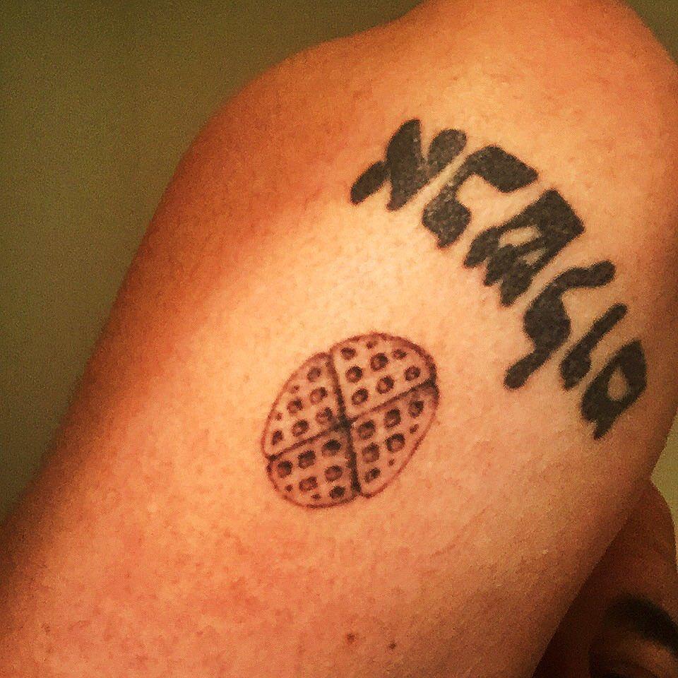 Duff Goldman On Twitter I M A Man Of My Word Waffle