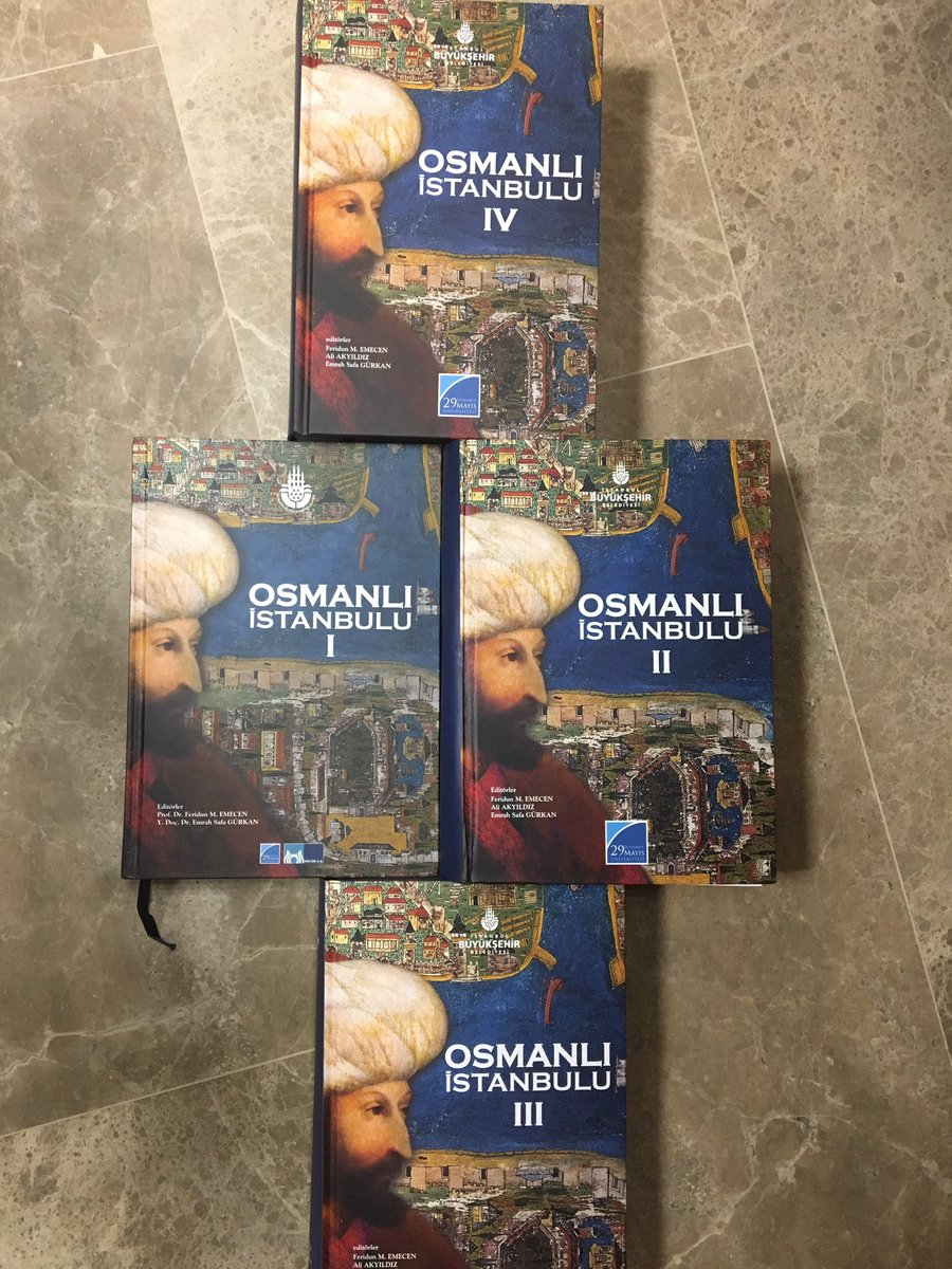 4 yilda 4 konferans 4 kitap. #osmanli #ottoman #tarih #istanbul #histo...
