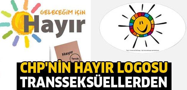 CHP'nin hayır logosu Transseksüellerden! https://t.co/2SDeQGZ4Zl  @esi...