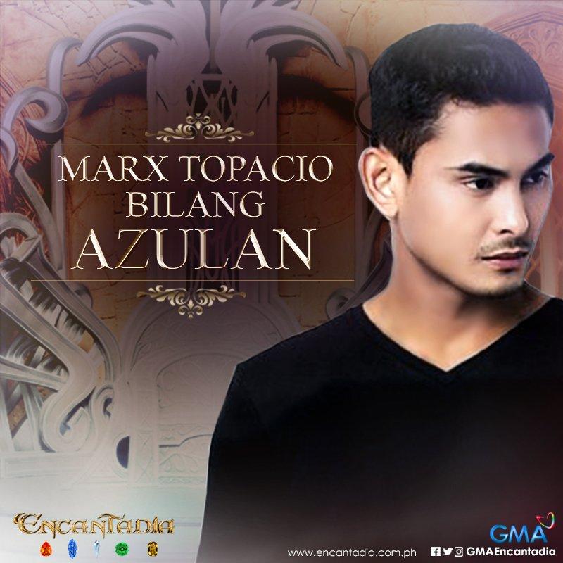 Kilalanin si Marx Topacio bilang Azulan mamaya sa Encantadia!  #BalikE...