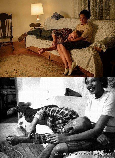 [映画ニュース] 「ラビング」法律と闘った実在の夫婦をJ・エドガートン&R・ネッガが完全再現!