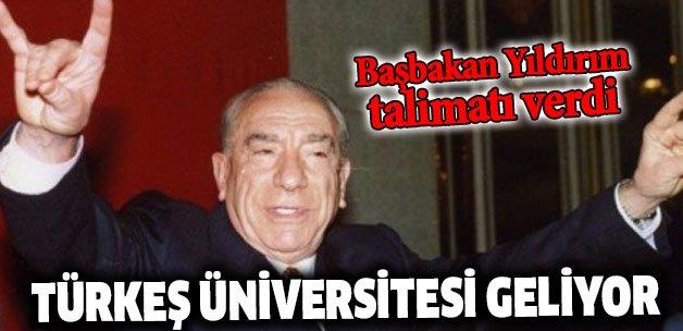 Başbakan talimatı verdi: Alparslan Türkeş Üniversitesi geliyor https:/...