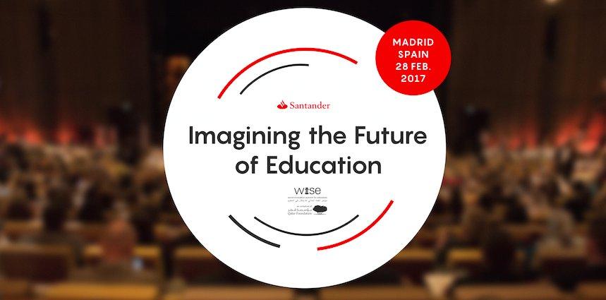 ¿Cuál es el futuro de la educación? Sigue #WISEMadrid en vivo: https:/...