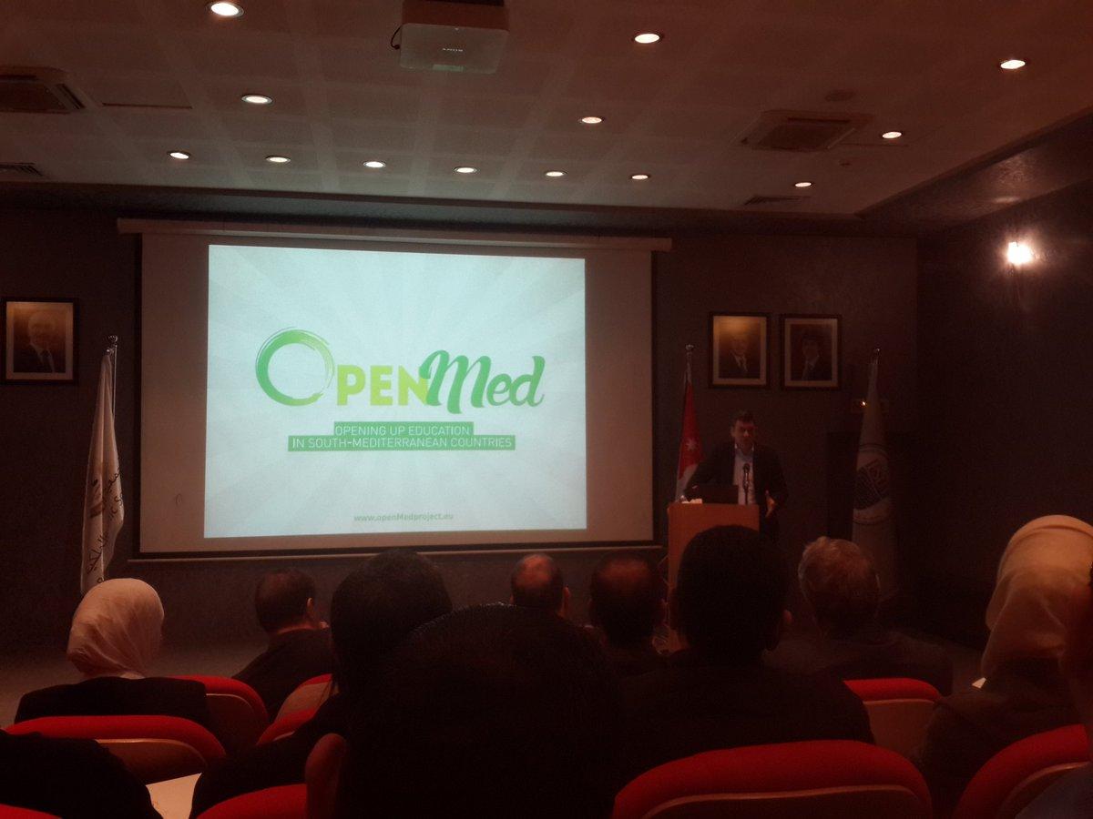 "From the opening of ""#Jordan strategy forum"" towards a national strategy of life-long learning @psutJO #openMed #ErasmusPlusJo #education https://t.co/eDt0OJ0vde"