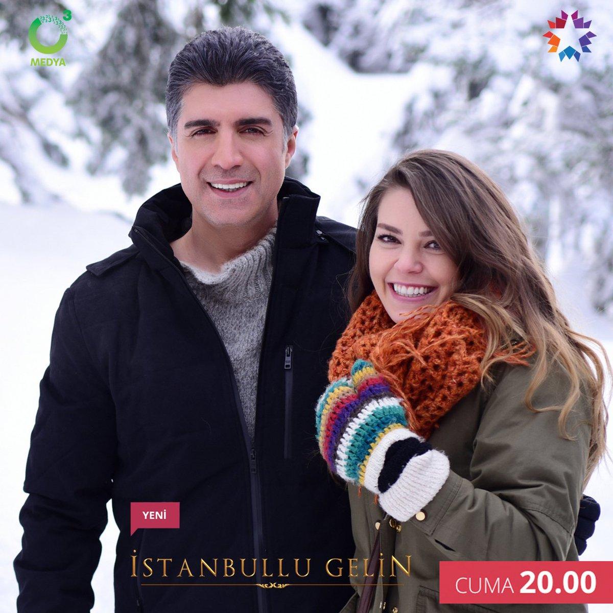 Faruk ve Süreyya'nın tutku dolu aşkını izleyeceğiniz #İstanbulluGelin...