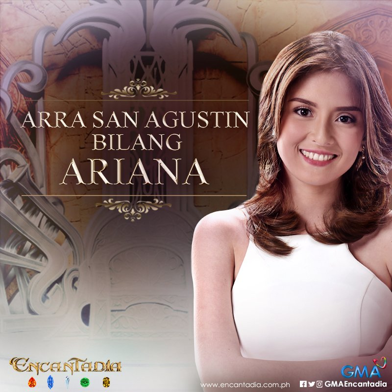 Abangan ang pagganap ni StarStruck alumna Arra San Agustin bilang Aria...