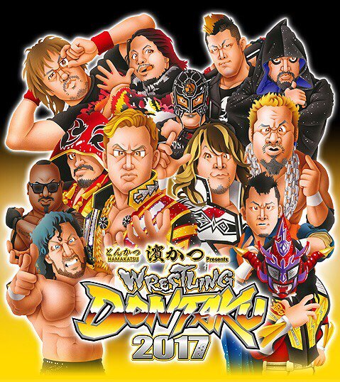 Post image of NJPW: Wrestling Dontaku 2017