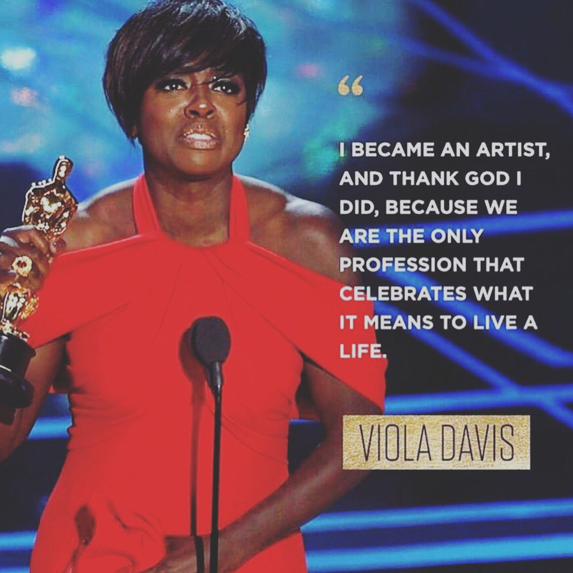 Word!  #ViolaDavis #Oscars https://t.co/HRmpNPUSAH