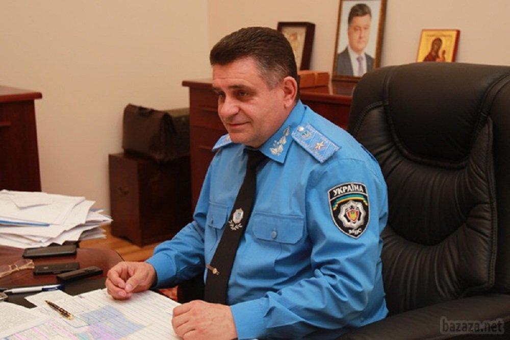 Суд признал незаконным увольнение экс-замначальника главного следственного управления Нацполиции Мамки и его перевод на работу в Донецкую область - Цензор.НЕТ 848