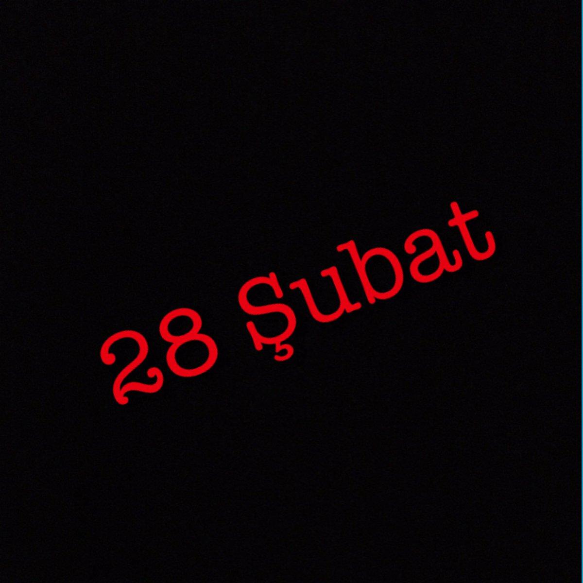 #28ŞubatDemek Ülkemizin, ortaçağ karanlığını yaşadığı gündür. https://...