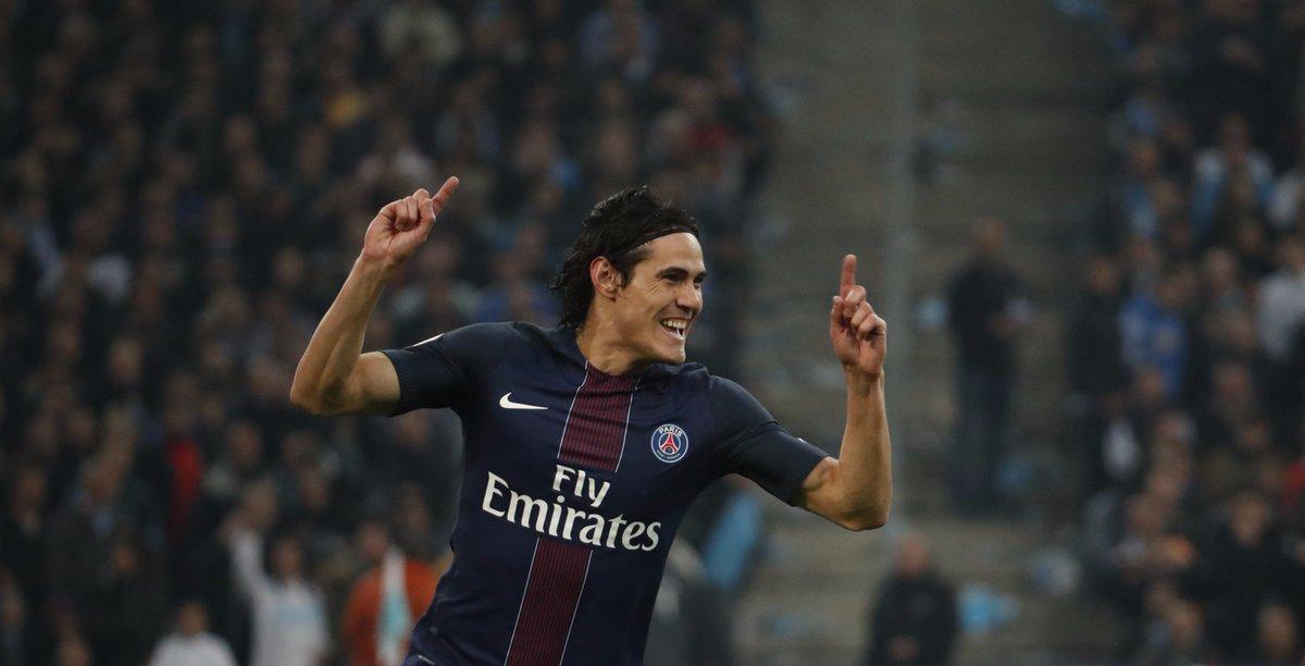 📊 @ECavaniOfficial 🏆 26 ⚽️ en @Ligue1 📈 35 ⚽️ toutes compétitions conf...