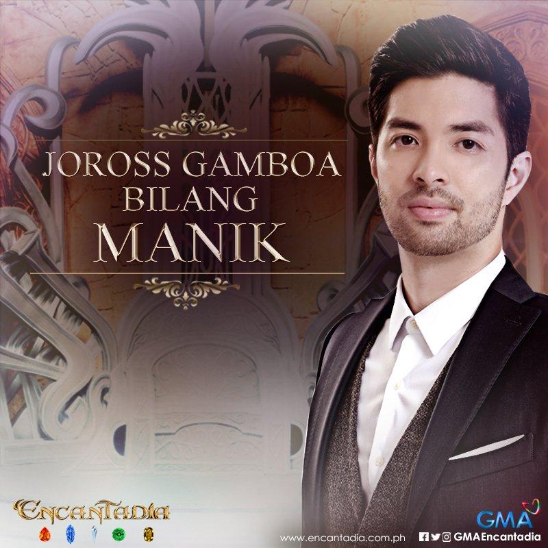 Tunghayan si Joross Gamboa bilang si Manik sa Encantadia ngayong gabi!...