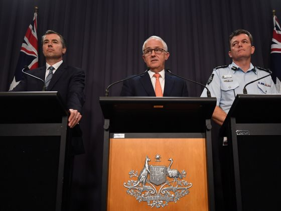 Australia man arrested on charges of helping Islamic State develop missile technology