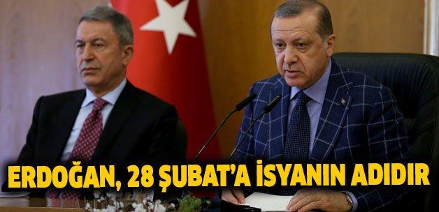 Erdoğan, 28 Şubat'a isyanın adıdır @esimsek571  https://t.co/cku6xfDE7...