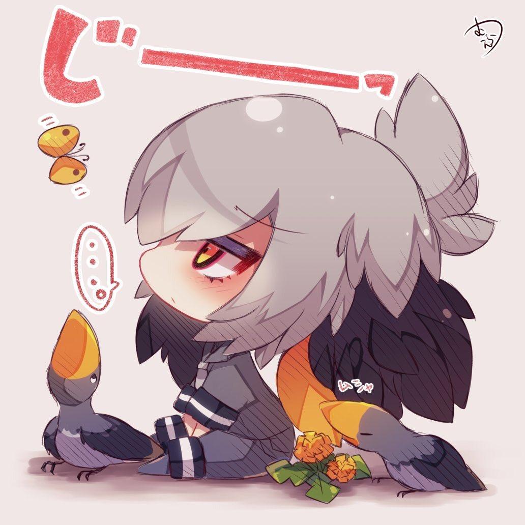 けものフレンズ鳥類まとめ①🐓 pic.twitter.com/kTANxRwpv3