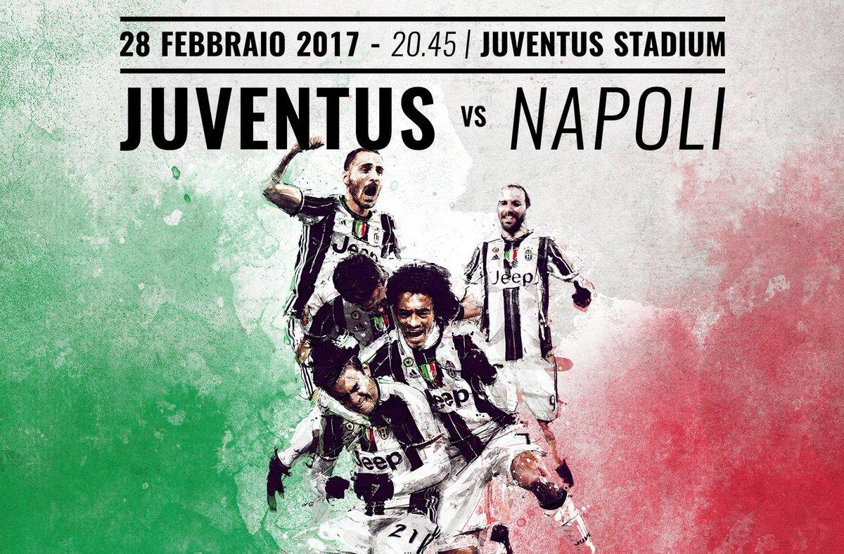 Diretta JUVENTUS NAPOLI Streaming gratis: info Coppa Italia Oggi 28 febbraio 2017