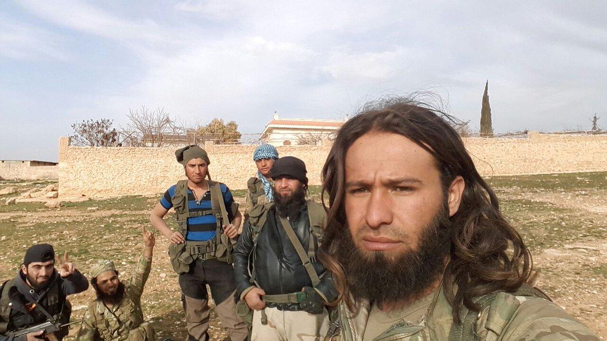Guerre Civile en Syrie ( LISEZ LE PREMIER POST ! ) - Statut spécial  - C5w3JW7XQAIDuyw