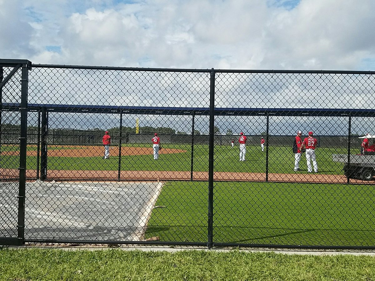 Ballpark of the Palm Beaches Fences