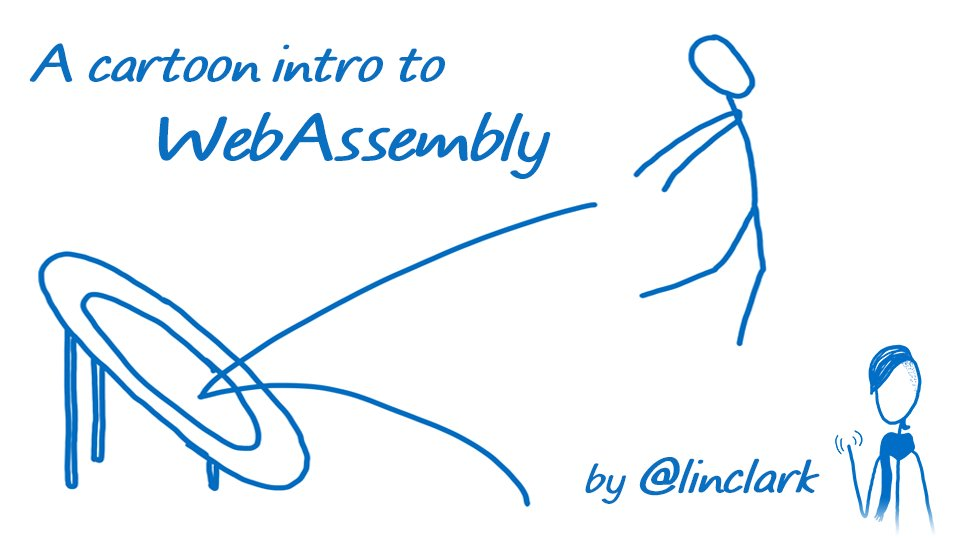 Why is WebAssembly fast? I explain with cartoons https://t.co/xmvaBBDPla