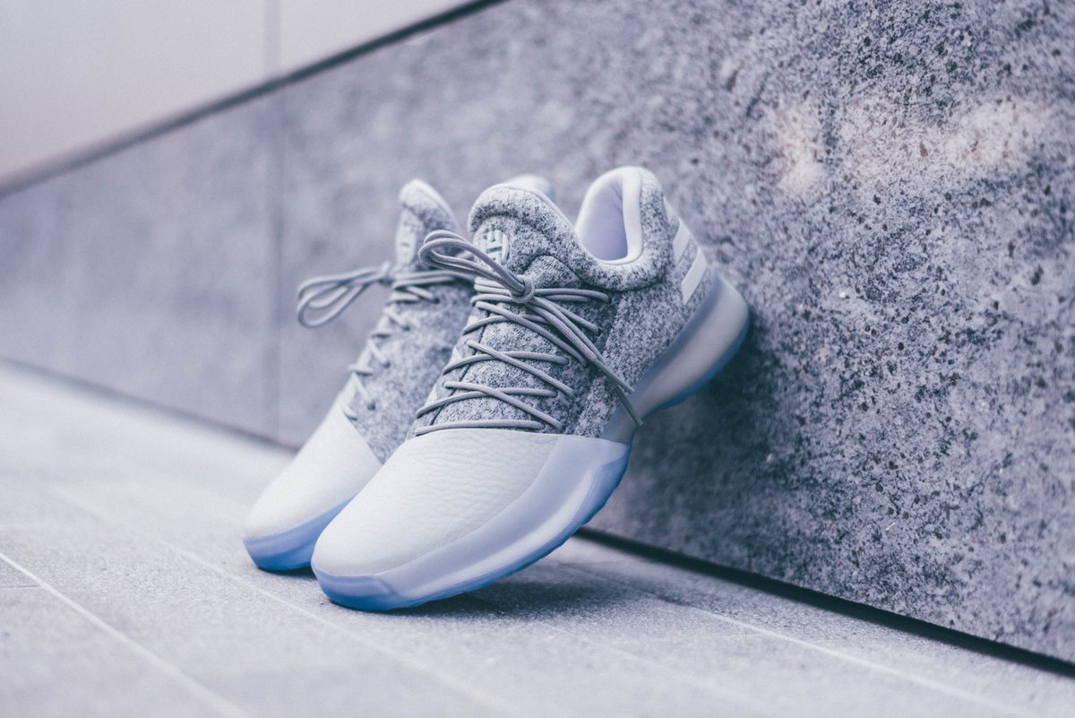 17d5108dde5 ... australia foot locker canada on twitter the adidas harden vol. 1 grayvy  launches in select
