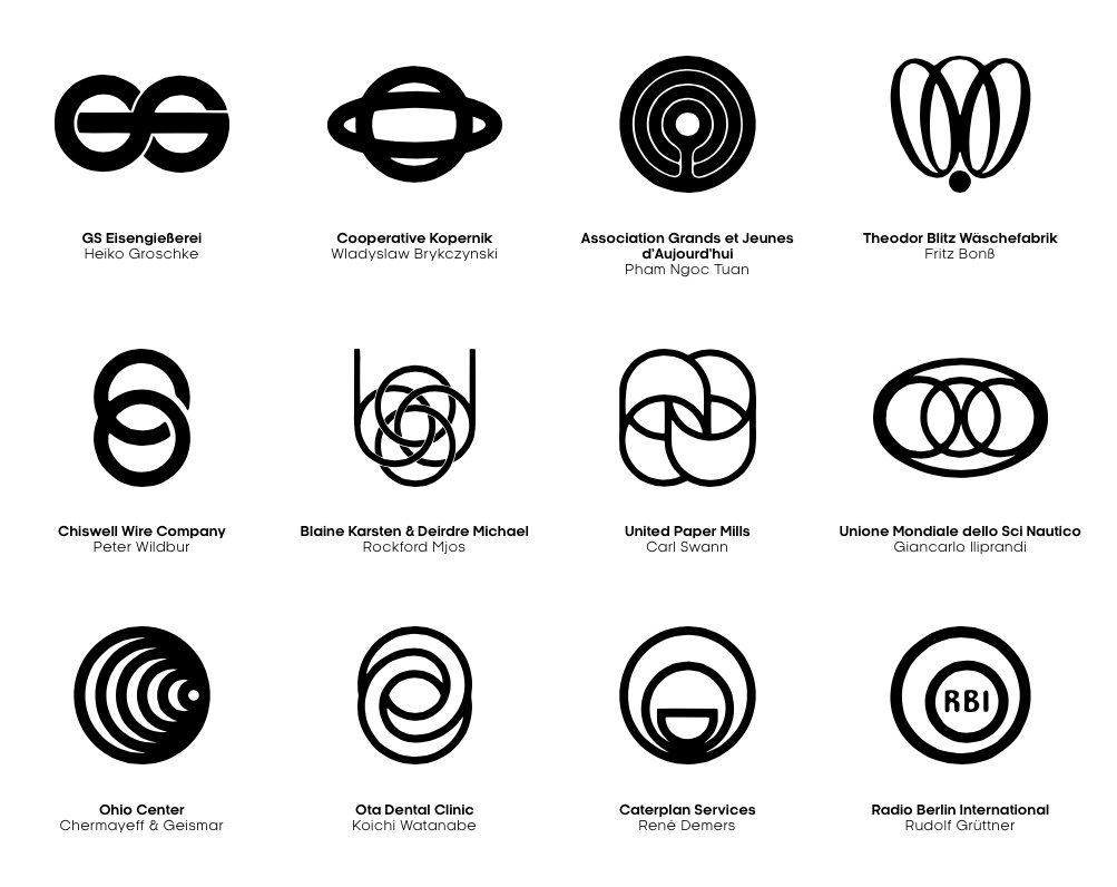 Logobook archives the finest old and new logos https://t.co/x0CLKaVI18 (via @CreativeReview) https://t.co/70eOPrfME1