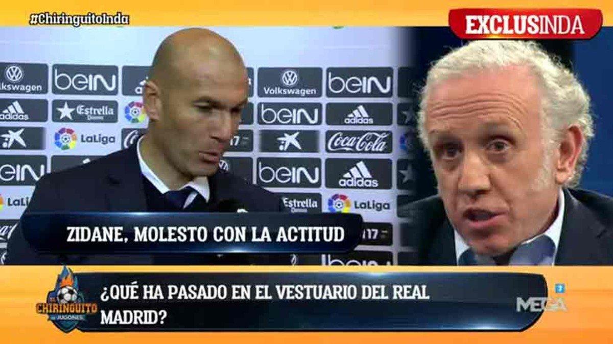 #RMD| Descubren la bronca entre Sergio Ramos y Zidane  https://t.co/Oy...