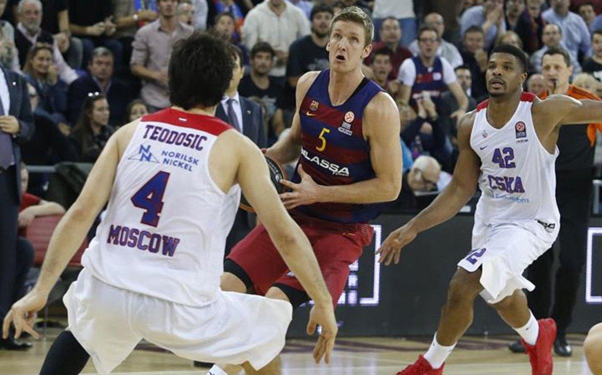 #GameON| Horario y dónde ver el FC Barcelona Lassa - CSKA Moscú  https...
