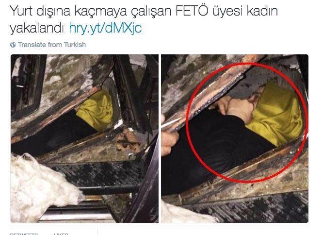 Bu fotograf #AKP'nin sembolü olabilir.'mazlum' gelip 'zalim olanların'...