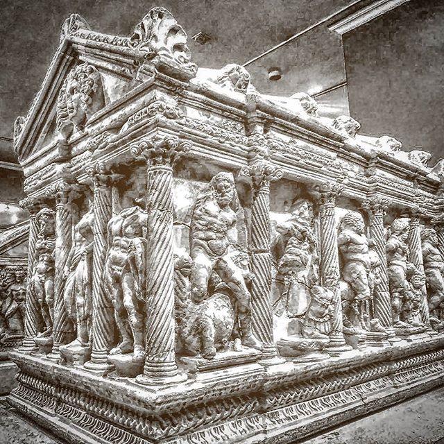 #Hercules, The 12 Labors and The Sarcophagi In #Antalya Museum (Photo...