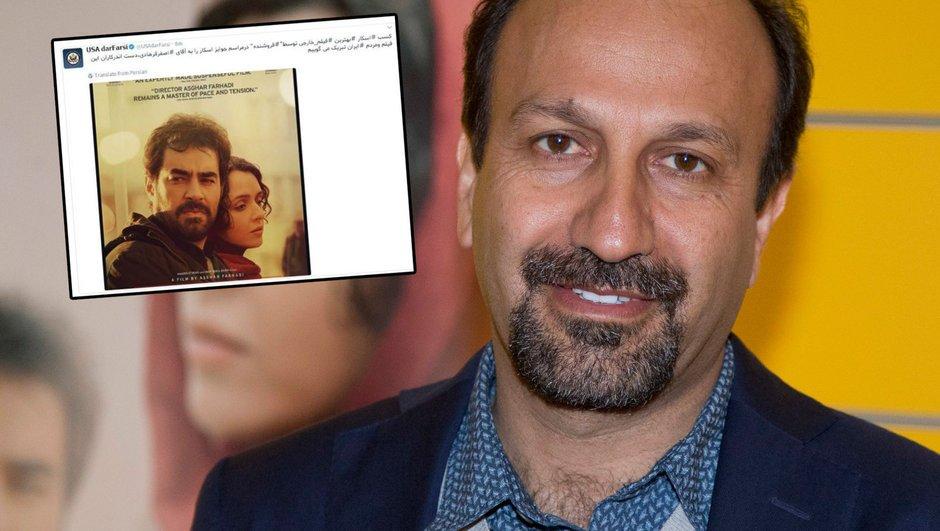 ABD, Trump karşıtı İranlı yönetmeni önce tebrik etti sonra ise... http...