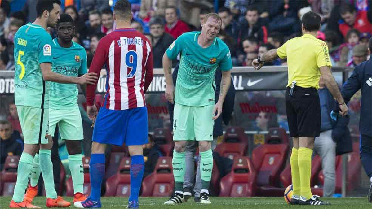 #LaLiga| Lesionados y sancionados jornada 25 de Liga Santander 2016 -...