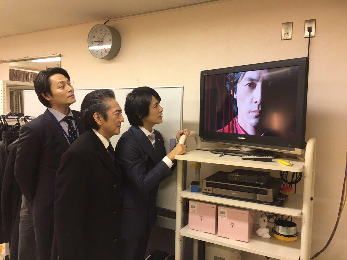 ちなみに 全部撮影したのは 菊池風磨くん(^_^)  今日は最終回ではありません^^; それくらい濃いです!  ツイッター見ずに テレビ観て...