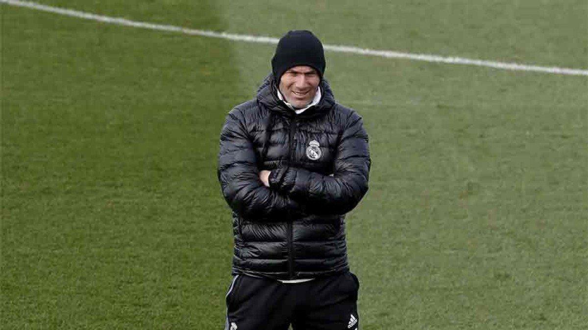 #RMD| La respuesta victimista de Zidane a Piqué y Fernando Roig  https...