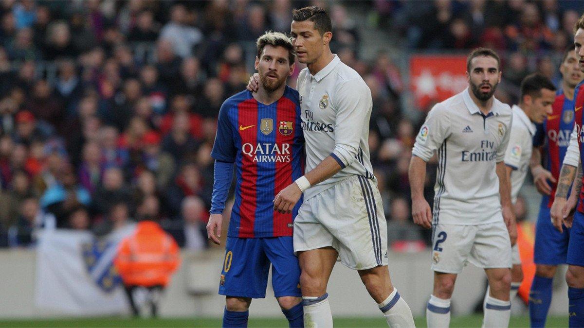 #FCB| Quique Setién se decanta sin tapujos entre Leo Messi y Cristiano...