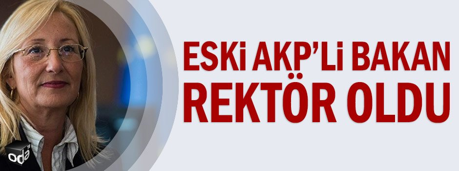 Eski AKP'li Bakan rektör oldu https://t.co/uMiHLmErJP https://t.co/RNs...