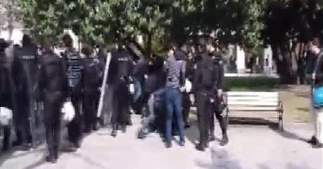 İstanbul Üniversitesi'nde kavga: 23 kişi gözaltında | İstanbul Gerçeği...