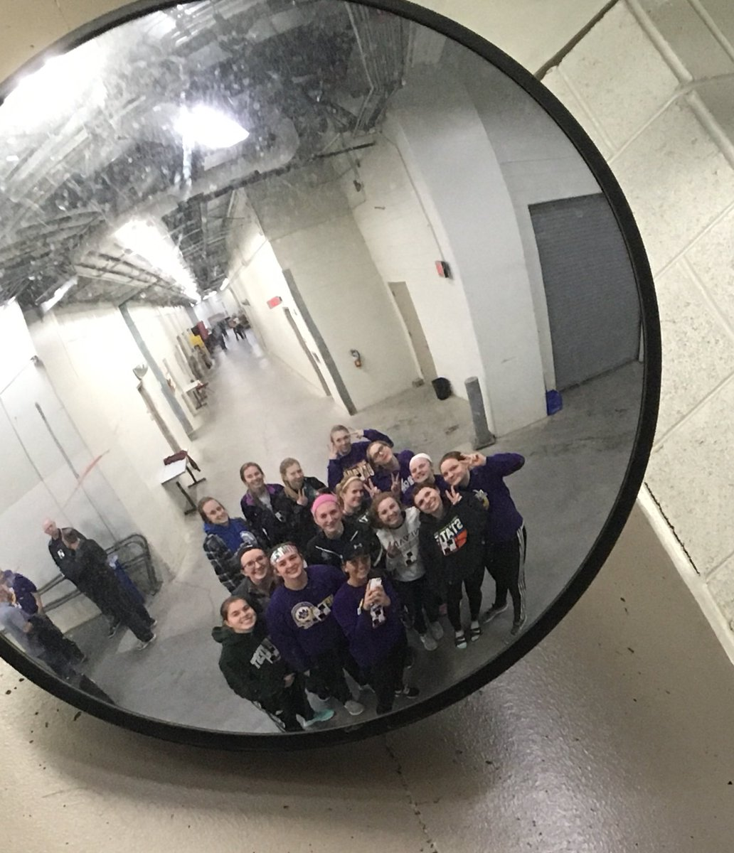 It's game day cubs! 💜💛 https://t.co/Y9XOKJaIon
