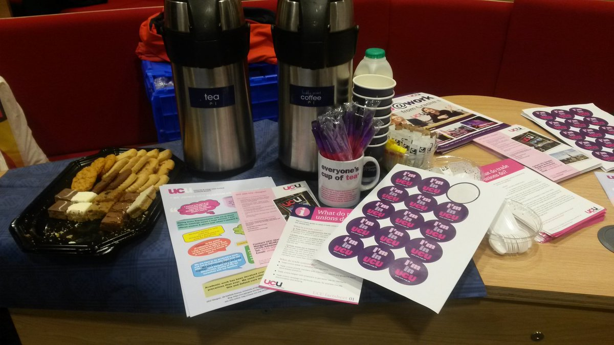 Want to change the world? Start local! All ready for @UCUGlasgow meeting. #ucurecruitmentweek #jointheunion @ucu @UCUScotland<br>http://pic.twitter.com/uiN7nNj2kf