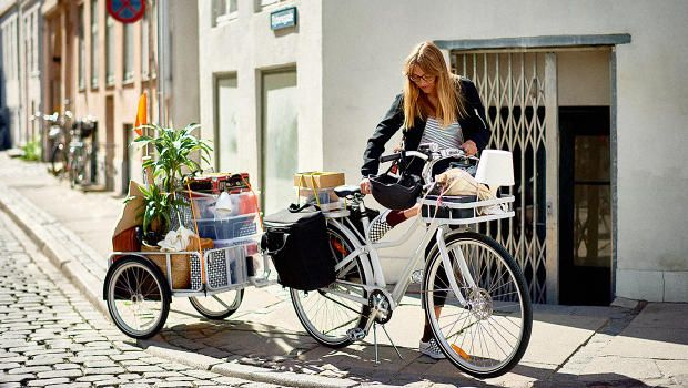We tried riding (and building) Ikea's flat-packed bike https://t.co/gZYTLsnYDf