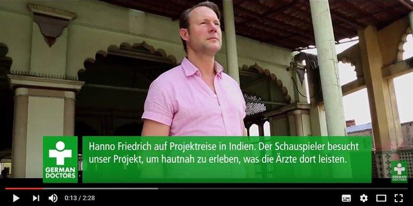 Unser Botschafter Hanno Friedrich auf Projektbesuch in #Kalkutta. Viel Spaß beim ansehen unseres neuen Videos:https://t.co/ll2UVmrAZc https://t.co/v8x5b7n4cx