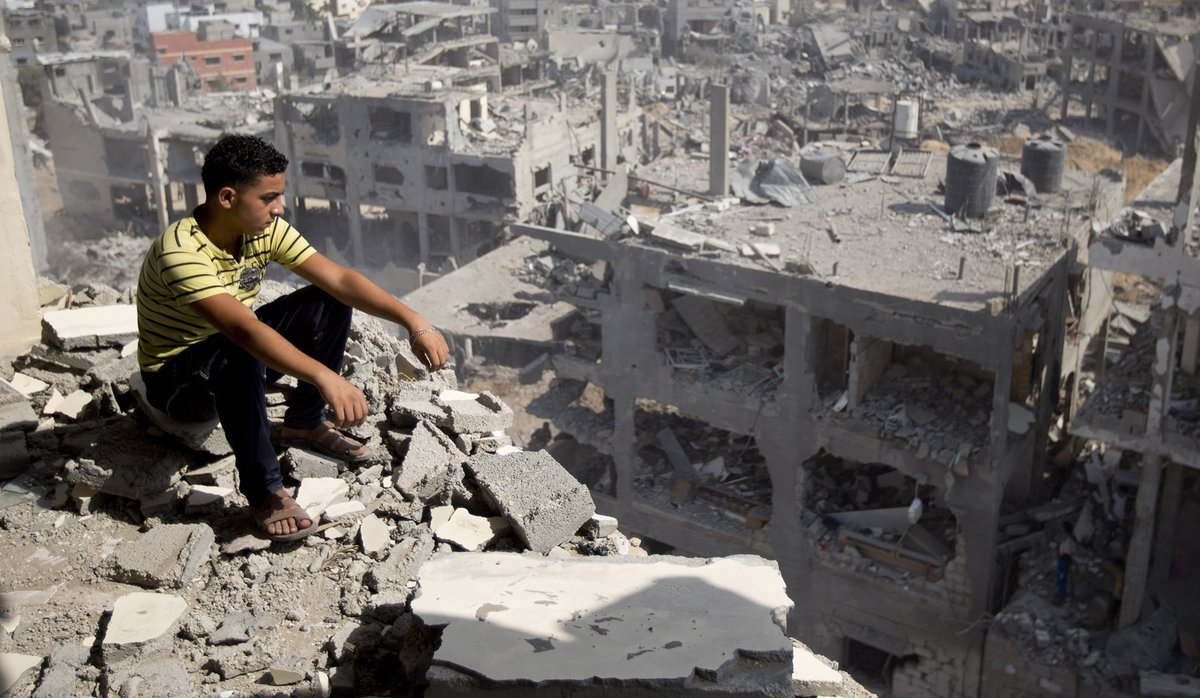 Netanyahu and the Israeli military are faulted in watchdog report on the 2014 Gaza war https://t.co/czkJQQnpau