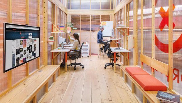 The tiny house fad comes to office design https://t.co/qauRbBIyMz
