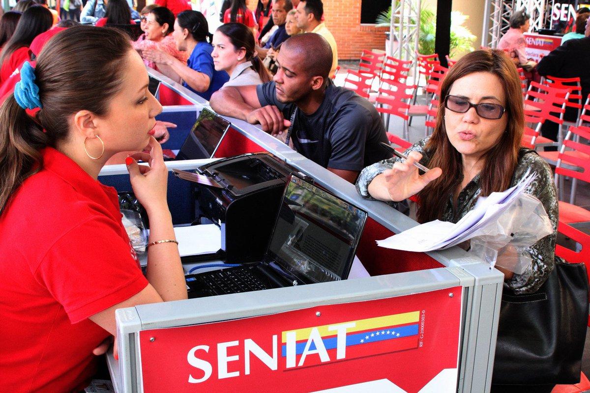 Durante el mes de marzo Seniat trabajará en horario corrido  ¡Declara y paga el ISLR!