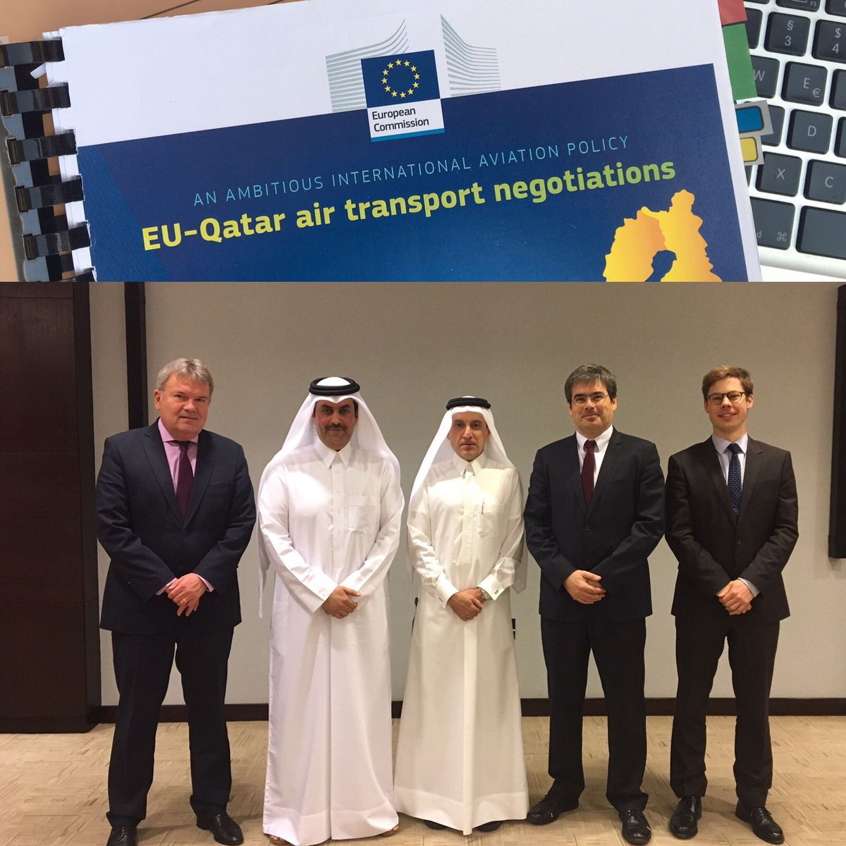 Eu Transport On Twitter Eu Negotiators Are In Doha For Further