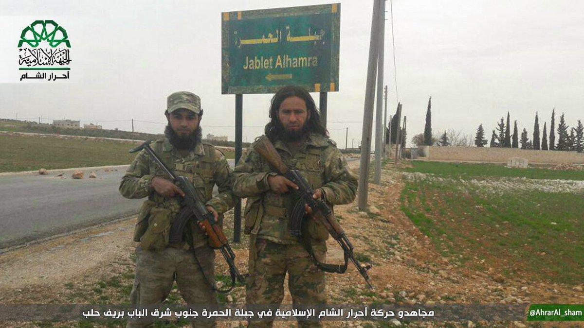 Guerre Civile en Syrie ( LISEZ LE PREMIER POST ! ) - Statut spécial  - C5xGzD3WgAA9iY7