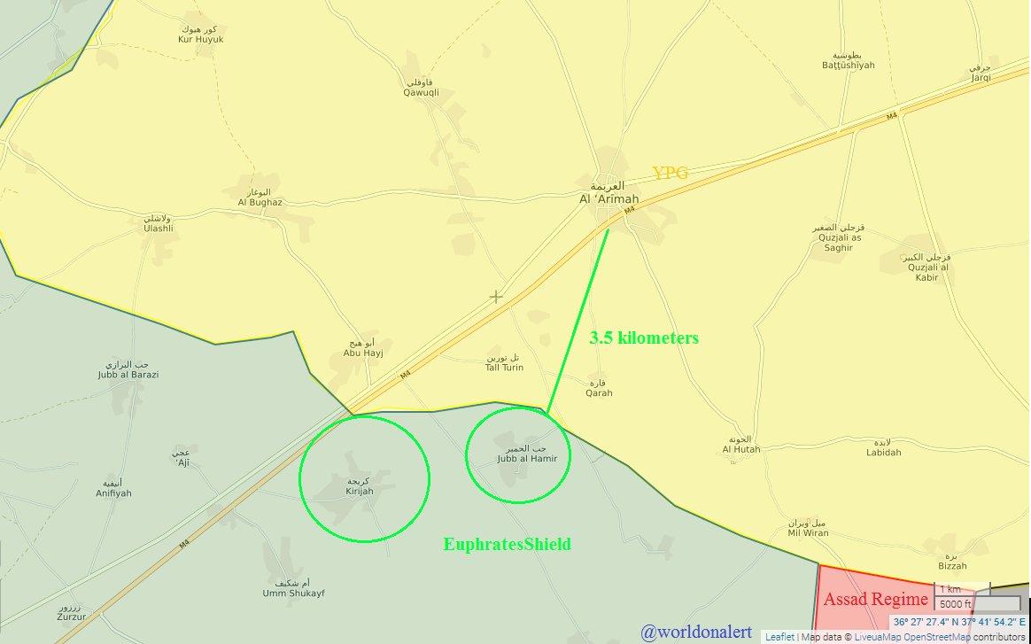 Guerre Civile en Syrie ( LISEZ LE PREMIER POST ! ) - Statut spécial  - C5xME4TXMAEtfLT