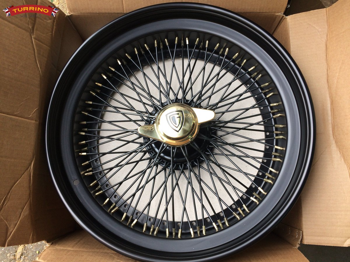Turrino Wire Wheels on Twitter: \