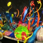 JUST #crazy ! @ChihulyGG #SeattleMuseumMonth https://t.co/MaLsFiR40Q #BlownGlass #Art #Museum #SEA #BuffaLove #Chihuly #Glass #ToDieFor