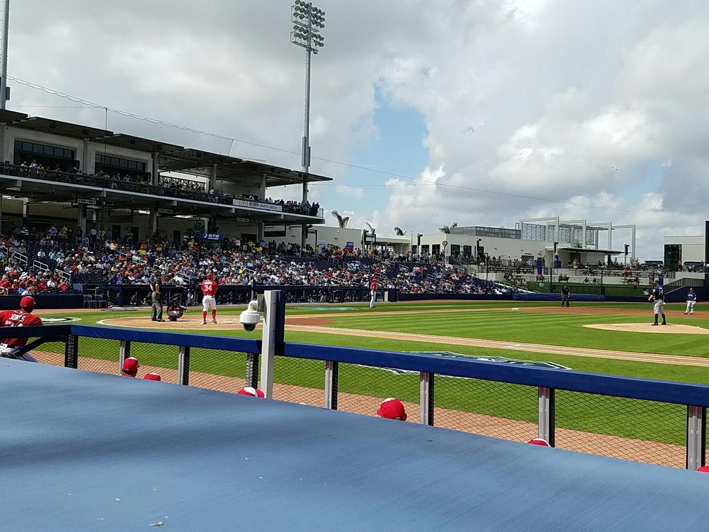 Ballpark of the Palm Beaches Camera