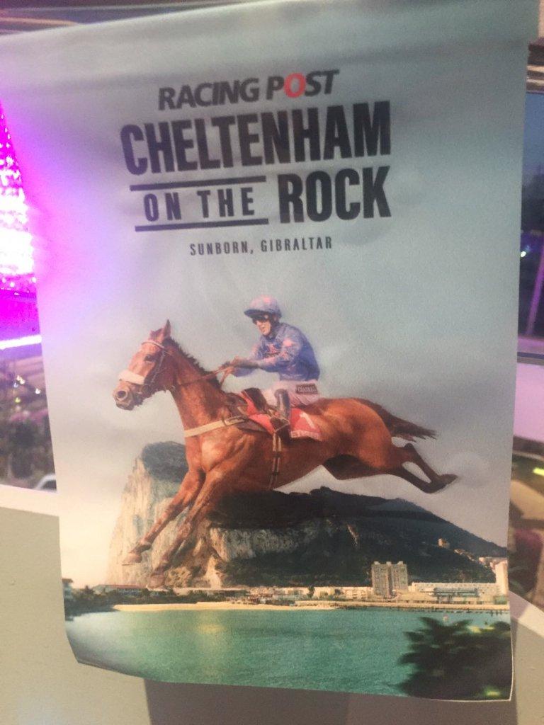 Cheltenham Festival Previews 2017 [Archive] - Fat Jockey   Horse